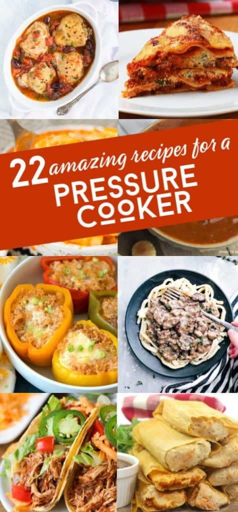 Things to cook in a pressure cooker. Amazing Instant Pot recipes that the whole family will love. #whattomaketoeat #pressurecooker #instantpot